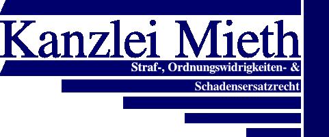 Kanzlei Mieth Straf-, Ordnungswidrigkeiten- und Schadensersatzrecht